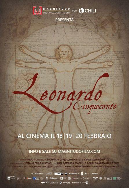 LEONARDO CINQUECENTO - MAGNITUDO CON CHILI